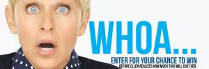 WCVB: Ellen Oscars Facebook Contest